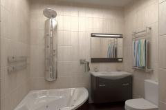 Отделка ванной комнаты - 2