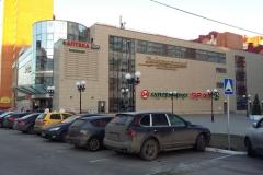 Торговый центр Дудергофский. ЖК Дудергофская линия 3. Вид 2