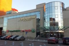 Торговый центр Дудергофский. ЖК Дудергофская линия 3. Вид 3