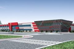 Архитектура гипермаркета 1