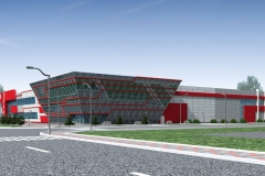 Архитектура гипермаркета 2