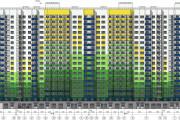 Фасады корпус 1_1 Мурино уч. 49