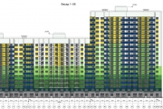 Фасады корпус 2_1 Мурино уч. 49