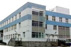 Санкт-Петербург Лыжный переулок ДОУ на 190 мест Архитектура здания