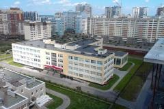Архитектура школы на 850 мест 1