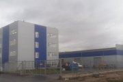 Офисное и складское здания ООО ВЕЗА в Санкт-Петербурге