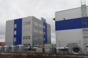 Офисное здание ООО ВЕЗА в Санкт-Петербурге