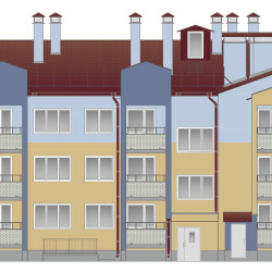 Vostochnyj-fasad-zhilogo-doma-v-sele-Alehovshhina